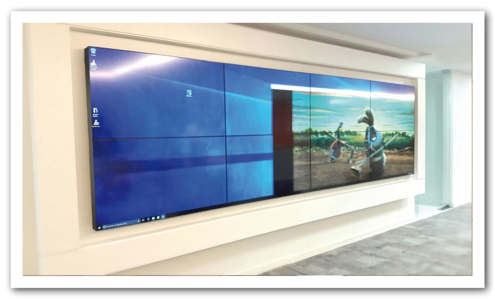 Videowall NTS