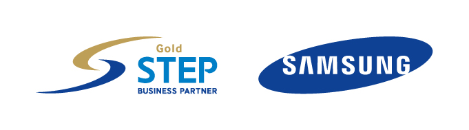 Logo Step Samsung