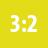 Videowall matriz 3x2