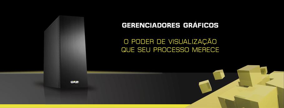 Gerenciadores para Vídeo Wall - QX2Box