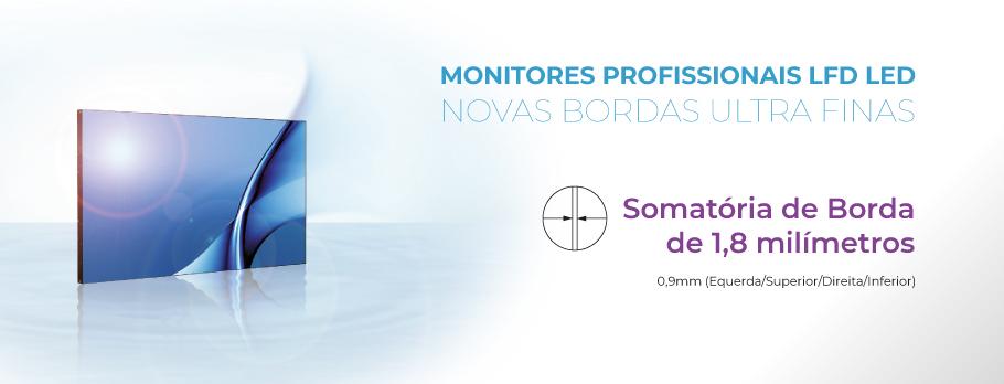 Monitor Profissional LFD LED