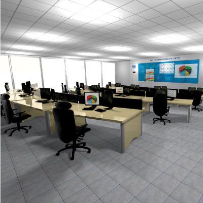 Salas de Controle