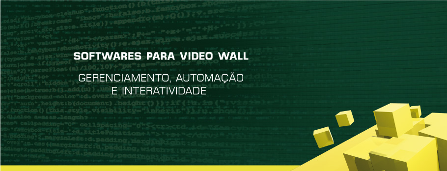 Softwares para Video Wall