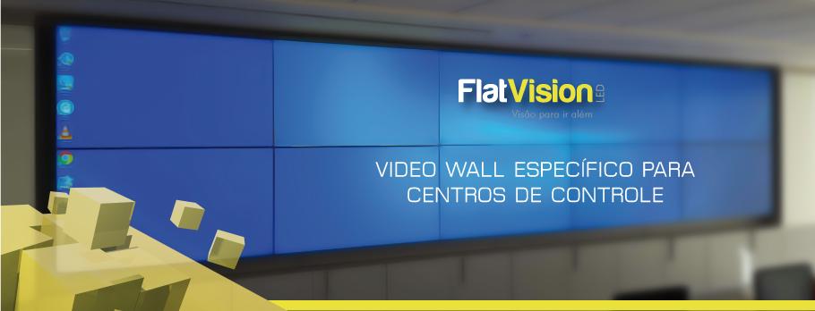 Videowall Flat Vision QX2Box